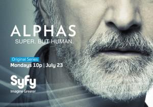 ALPHAS / SYFY